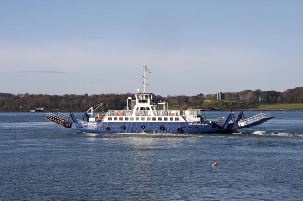 MV Strangford