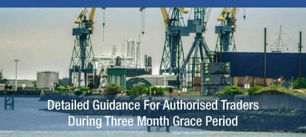 Detailed Guidance For Authorised Traders