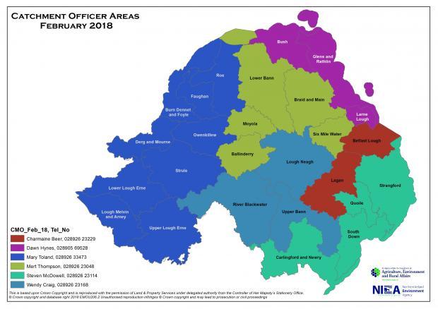 CMO Areas