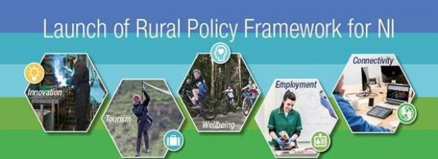 Launch of Rural Policy Framework for NI