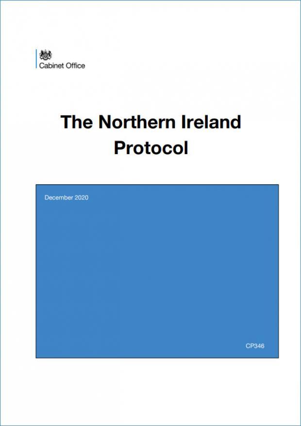 Northern Ireland Protocol document