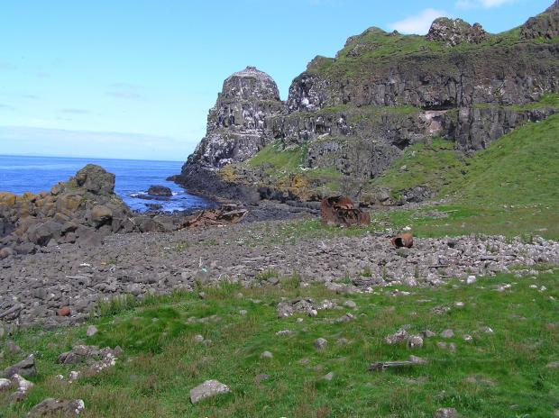 Image of Rathlin - special area of conservation (SAC)