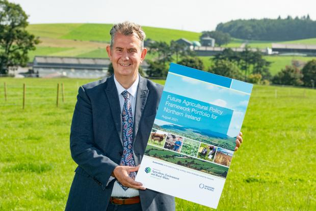 Minister Poots publishes Future Agricultural Policy Framework Portfolio