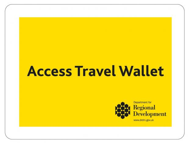 An image showing an Access Travel Wallet