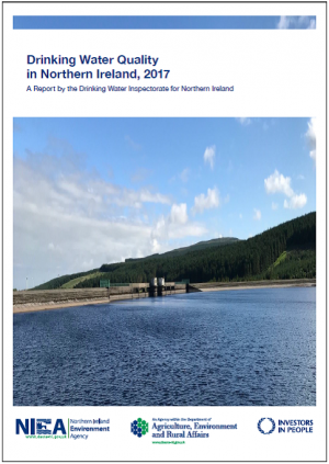 Drinking Water Quality in Northern Ireland 2017