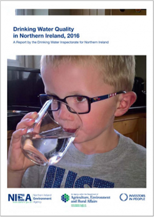 Drinking Water Quality in Northern Ireland 2016