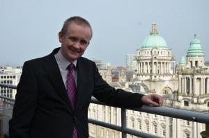 Denis McMahon - DAERA Permanent Secretary
