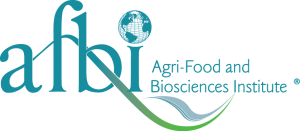 Agri-food and Biosciences Institute logo